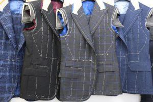 BayTerzi kalitesiyle size özel dikim ceket, prova